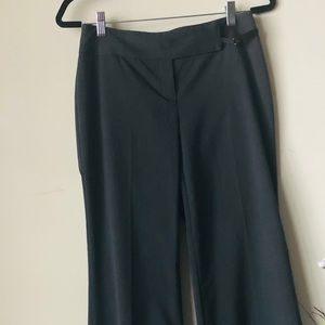 Nine West Grey Career Trousers Size 4P